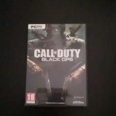 Jeux Vidéo et Consoles: CALL OF DUTY BLACK OPS. Lote 136494746
