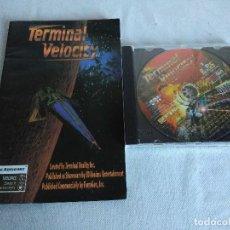 Videojuegos y Consolas: JUEGO PC/TERMINAL VELOCITY.. Lote 136512366