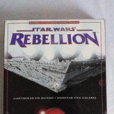 Videojuegos y Consolas: JUEGO PC/STAR WARS-REBELLION.. Lote 136514762