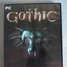 Videojuegos y Consolas: JUEGO PC/GOTHIC.. Lote 136516978