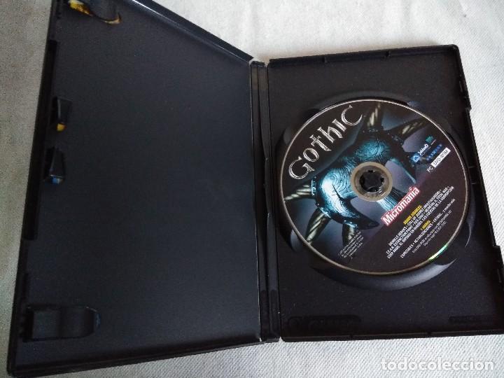 Videojuegos y Consolas: JUEGO PC/GOTHIC. - Foto 2 - 136516978