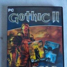 Videojuegos y Consolas: JUEGO PC/GOTHIC II.. Lote 180388758