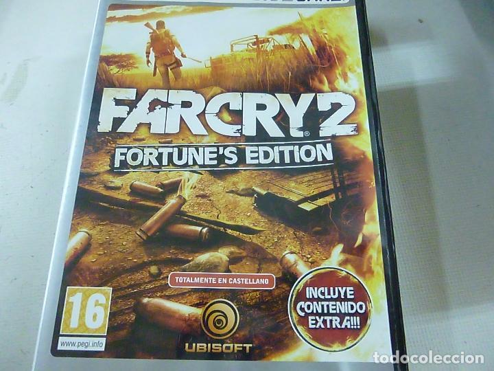 JUEGO PC-FARCRY 2-CON INSTRUCCIONES-N (Juguetes - Videojuegos y Consolas - PC)