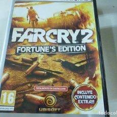 Videojuegos y Consolas: JUEGO PC-FARCRY 2-CON INSTRUCCIONES-N. Lote 136849306
