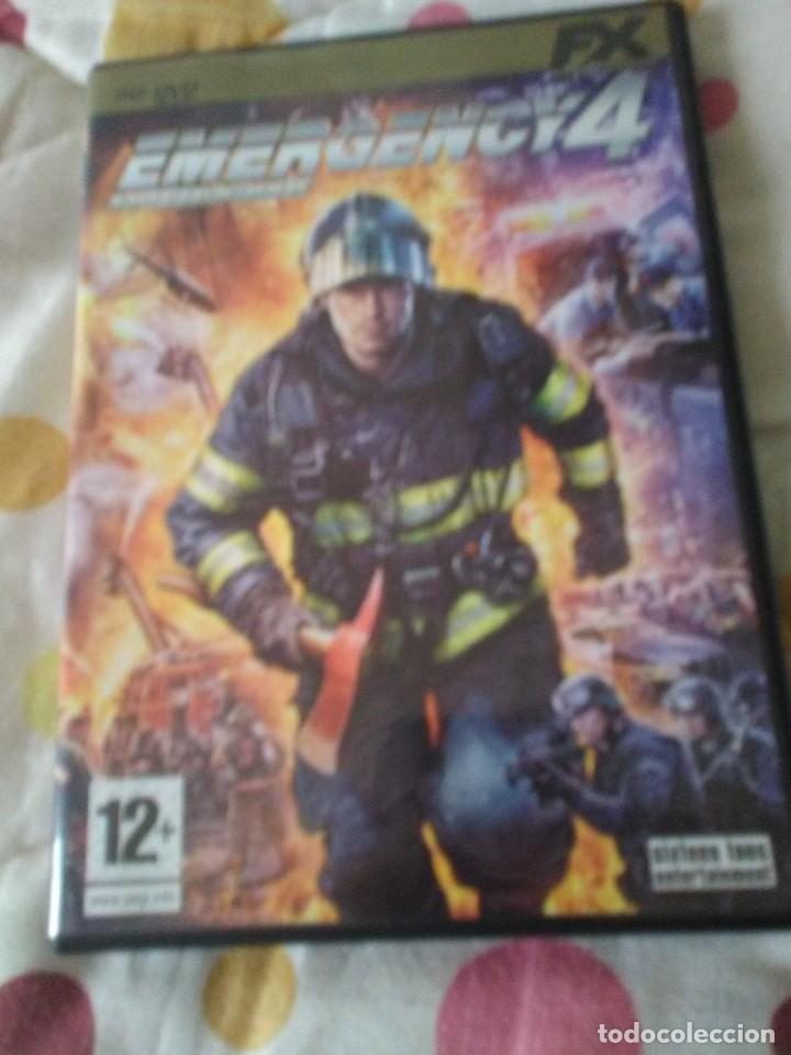 Emergency 4 - Pc