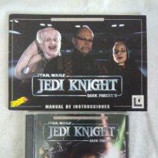 Videojuegos y Consolas: JUEGO PC/STAR WARS JEDI KNIGHT/DARK FORCES II.. Lote 136512066