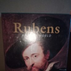 Videojuegos y Consolas: RUBENS AND HIS WORLD CD ROM SIN USO. Lote 137766002