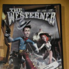 Videojuegos y Consolas: THE WESTERNER, CD ROM ERCOM. Lote 138026754