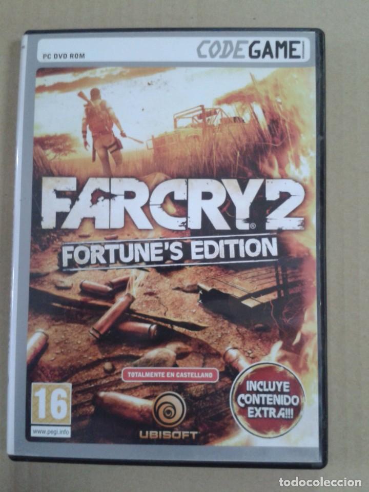 FARCRY 2 . PC (Juguetes - Videojuegos y Consolas - PC)