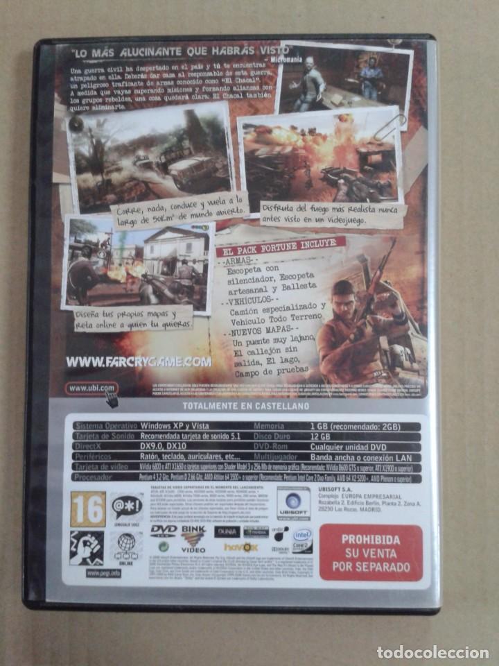Videojuegos y Consolas: FARCRY 2 . PC - Foto 2 - 138703258