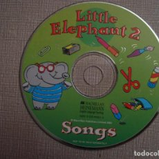 Videojuegos y Consolas: PC CD LITTLE ELEPHANT 2 APRENDE INGLES MACMILLAN HEINEMANN 25G CD ROM. Lote 204596131