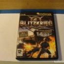 Videojuegos y Consolas: LOTE JUEGO BLITZKREIG ZETA GAMES 2003..SALIDA 1 EURO. Lote 139410970