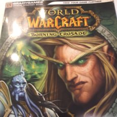 Videojuegos y Consolas: GUÍA THE BURNING CRUSADE WOW. Lote 139546013