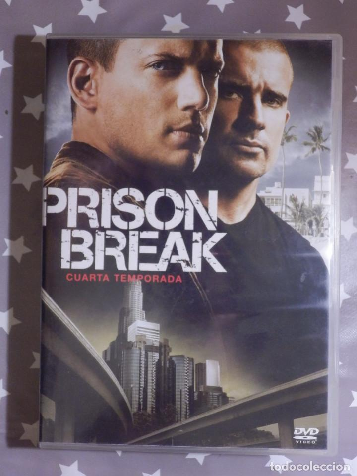 serie en dvd - prison break - cuarta temporada - Buy Video Games PC ...