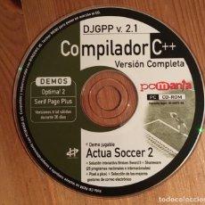 Videojuegos y Consolas: CD REVISTA PCMANIA. Lote 139755282