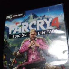 Videojuegos y Consolas: FARCRY 4 COMPLETO JUEGO PC. Lote 140181286
