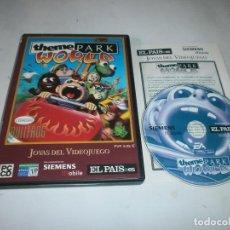 Videojuegos y Consolas: THEME PARK WORLD PC . Lote 140187002