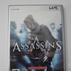 Videojuegos y Consolas: ASSASSINS CREED JUEGO PC. Lote 140192434