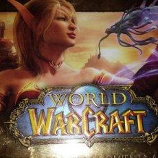 Videojuegos y Consolas: WORLD WARCRAFT JUEGO PC. Lote 140634344