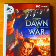 Videojuegos y Consolas: WARHAMMER 40.000: DAWN OF WAR (PC CD-ROM). Lote 140724094