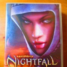 Videojuegos y Consolas - Guild Wars Nightfall (PC DVD-ROM) - 140726526