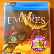 Videojuegos y Consolas: SPACE EMPIRES V (PC). Lote 140726862