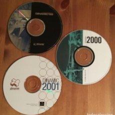 Videojuegos y Consolas: GUÍA JUEGOS 1999, 2000 Y 2001, DE DINAMIC. Lote 141126006