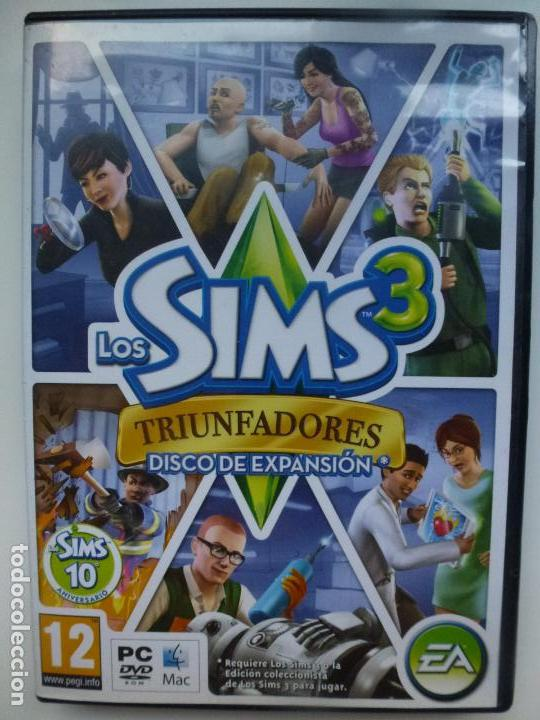 Los sims 3 trotamundos disco de expansión - Sold through