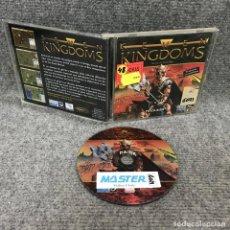 Videojuegos y Consolas: SEVEN KINGDOMS PC. Lote 141860388