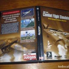 Videojuegos y Consolas: COMBAT FLIGHT SIMULATOR . PC. Lote 142234138