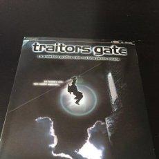 Videojuegos y Consolas: JUEGO TRAITORS GATE EN CDROM. Lote 142598910