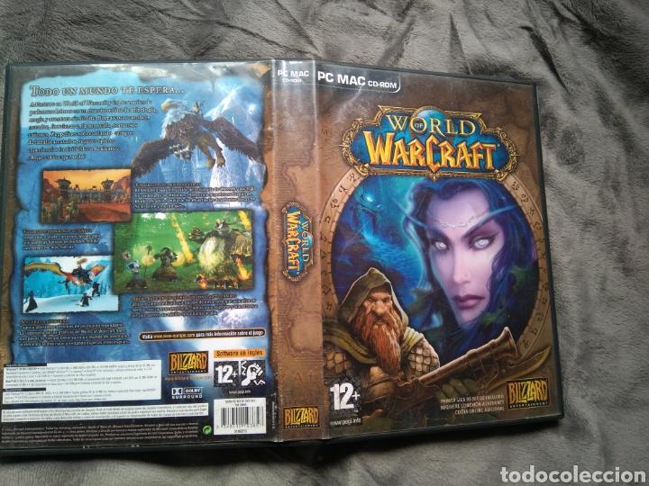 Videojuegos y Consolas: World of craft - Pc Mac Cd-rom - Foto 2 - 173790387