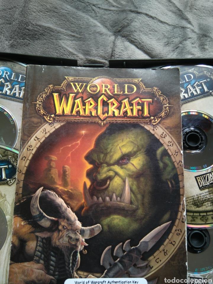 Videojuegos y Consolas: World of craft - Pc Mac Cd-rom - Foto 3 - 173790387