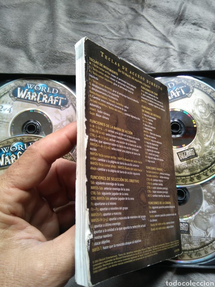 Videojuegos y Consolas: World of craft - Pc Mac Cd-rom - Foto 4 - 173790387