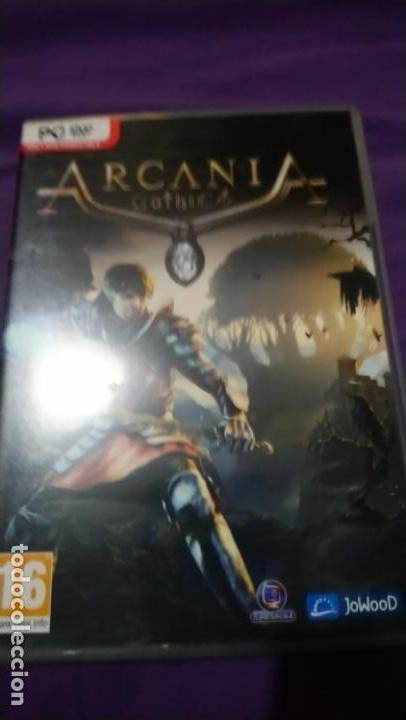 ARCANIA GOTHIC 4. JUEGO PC (Juguetes - Videojuegos y Consolas - PC)