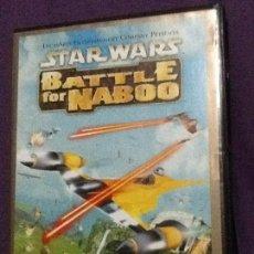 Videojuegos y Consolas: JUEGO PC STAR WARS.BATTLE FOR NABOO.ESPAÑOL. Lote 143105262