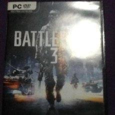 Videojuegos y Consolas: JUEGO PC BATTLEFIELD 3. Lote 143108366