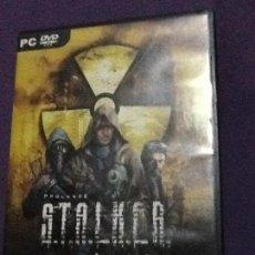 Videojuegos y Consolas: PROLOGUE STALKER CLEAR SKY JUEGO PC. Lote 143108982