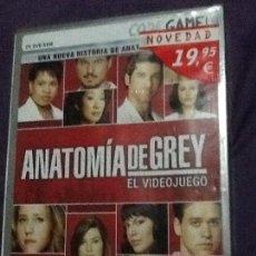 Videojuegos y Consolas: ANATOMÍA DE GREY: EL VIDEOJUEGO – PC DVD ROM – PRECINTADO. Lote 143110378