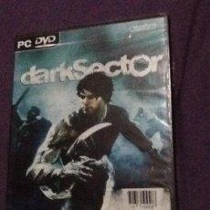 Videojuegos y Consolas: DARKSECTOR - DARK SECTOR ESP - PC CD-ROM (PRECINTADO). Lote 143110774