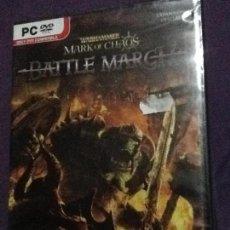 Videojuegos y Consolas: WARHAMMER MARK CHAOS PAL/SPA PC PRECINTADO. Lote 143110834