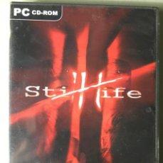 Videojuegos y Consolas: JUEGO PC, STILL LIFE, MAYORES 18 AÑOS. Lote 143174154