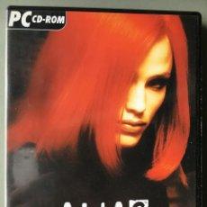 Videojuegos y Consolas: JUEGO PC, ALIAS. Lote 143174494