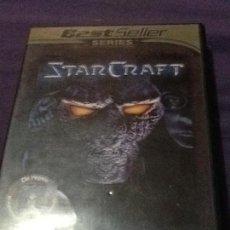 Videojuegos y Consolas: STARCRAFT - STAR CRAFT - JUEGO PC. Lote 143178498