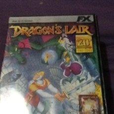 Videojuegos y Consolas: DRAGONS LAIR. JUEGO CLASICO PARA PC. Lote 143180238