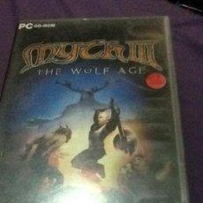 Videojuegos y Consolas: MYTH III THE WOLF AGE JUEGO PARA PC. Lote 143180958