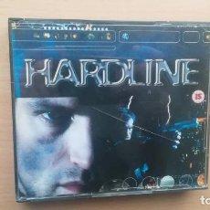 Videojuegos y Consolas: VIDEOJUEGO HARDLINE (CRYO) [1998] 3 CD ROMS EN ESPAÑOL - SIN CAJA GRANDE.. Lote 143191926