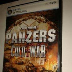 Videojuegos y Consolas: CODENAME: PANZERS GOLD WAR PC. Lote 143192146