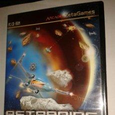 Videojuegos y Consolas: ASTEROIDS FIGHTER PC. Lote 143196800
