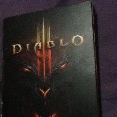Videojuegos y Consolas: DIABLO III 3, ED. BLIZZARD, JUEGO PC DVD ROM. Lote 143205218
